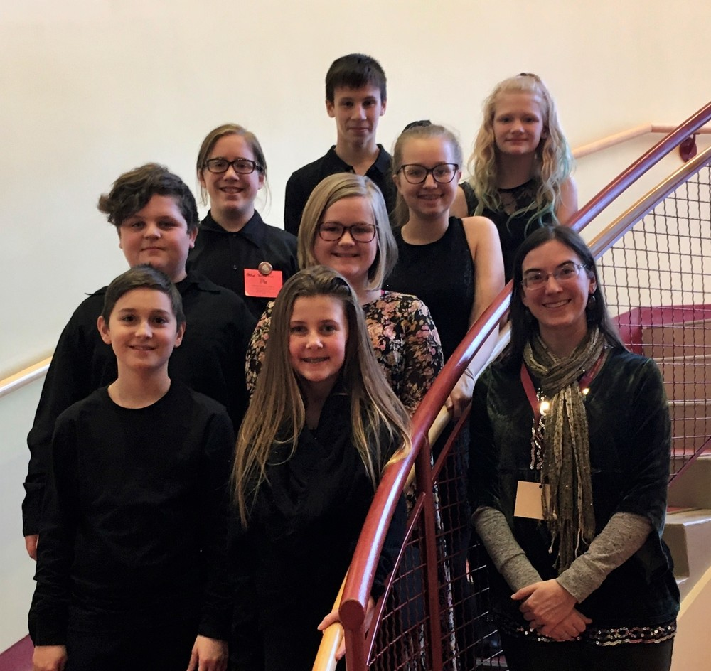 Students Participate in UMD Honor Choir