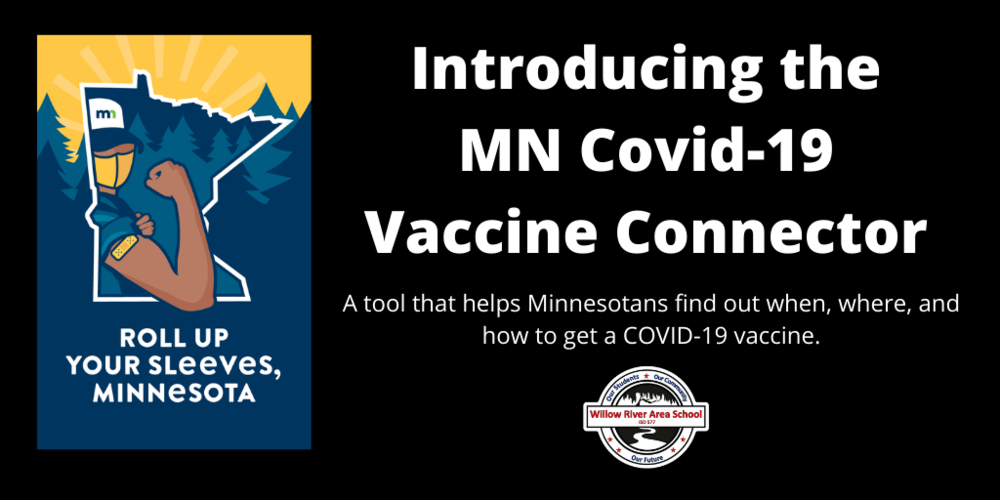 Introducing the MN Covid-19 Vaccine Connector
