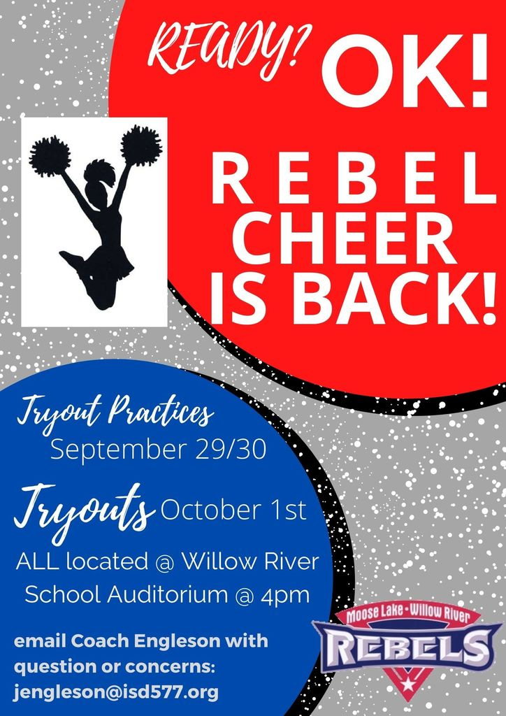 Cheerleading is Back